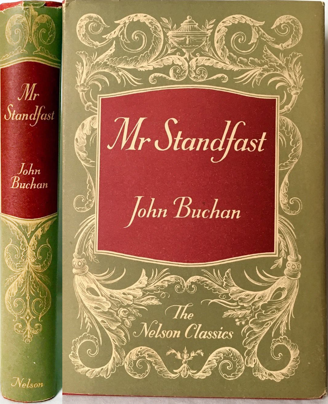 mr st andfast buchan john