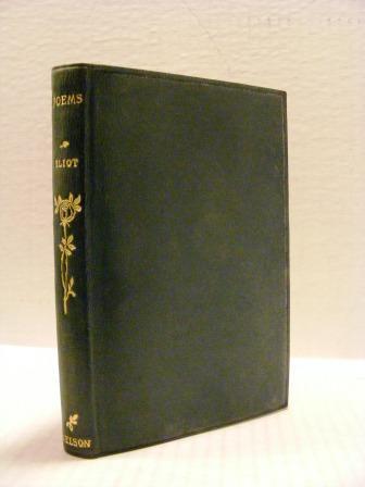 Essays of george eliot thomas pinney
